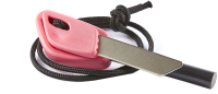 Огниво Wildo Fire-Flash Pro Large / 9367 (розовый) -