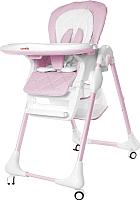 Стульчик для кормления Carrello Toffee CRL-9502/2 (Candy Pink) -