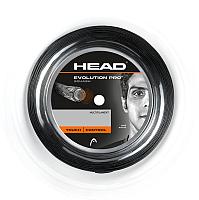 Струна для сквоша Head Evolution Pro Reel / 281309 (110м, черный) -