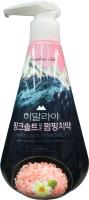 Зубная паста Perioe Pumping Floral Mint с розовой гималайской солью (285г) -