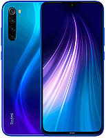 Смартфон Xiaomi Redmi Note 8 4GB/64GB (синий) -