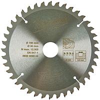 Пильный диск Milwaukee 4932459544 -