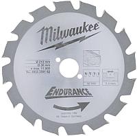 Пильный диск Milwaukee 4932259182 -