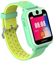 Умные часы детские Wise MT-01 (зеленый) -