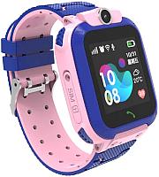 Умные часы детские Wise TD-27 (синий/розовый) -