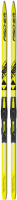 Лыжи беговые Fischer Sprint Crown JR / N63317 (р.160, желтый) -