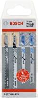 Набор пильных полотен Bosch 2.607.011.439 -