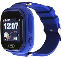Умные часы детские Wise Q80 (темно-синий) -