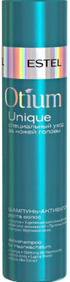 Шампунь для волос Estel Otium Unique активатор роста