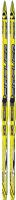 Лыжи беговые Fischer Sprint Crown / N63413 (р.170, желтый) -