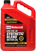 Моторное масло Ford Premium Synthetic Blend 5W30 / XO5W305Q3SP (4.73л) -