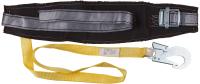 Пояс страховочный Потенциал УП-01 строп А (капроновая лента, желтый) -
