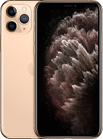Смартфон Apple iPhone 11 Pro 64GB / MWC52 (золото) -