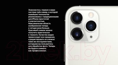 Смартфон Apple iPhone 11 Pro Max 64GB / MWHG2 (золото)