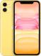 Смартфон Apple iPhone 11 64GB / MWLW2 (желтый) -