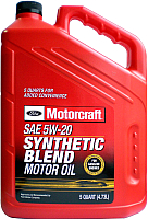 Моторное масло Ford Premium Synthetic Blend 5W20 / XO5W205Q3SP (4.73л) -