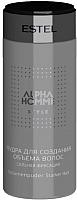 Текстурирующая пудра для волос Estel Alpha Homme для создания объема волос (8г) -