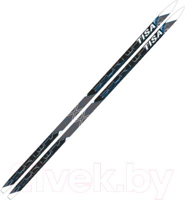 Лыжи беговые Tisa Sport Wax / N90915