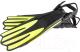 Ласты IST Sports FP01NY-S (черный/желтый) -