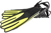 Ласты IST Sports FP01NY-M (черный/желтый) -