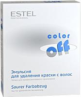 Эмульсия для удаления краски с волос Estel Color Off эмульсия для удаления краски с волос (3x120мл) -
