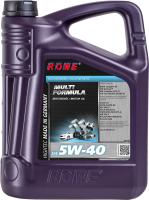 Моторное масло Rowe Hightec Multi Synt DPF 5W30 / 20125-0050-03 (5л) -