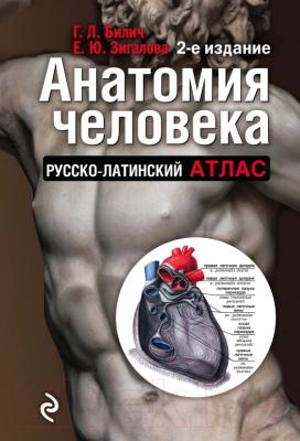 Книга Эксмо Анатомия человека