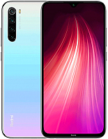Смартфон Xiaomi Redmi Note 8 4GB/64GB (Moonlight White) -