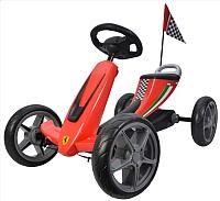 Каталка детская Chi Lok Bo Ferrari Go Kart / 8931 (красный) -