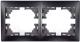 Рамка для выключателя Lezard Mira 701-4200-147 -
