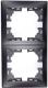 Рамка для выключателя Lezard Mira 701-4200-152 -