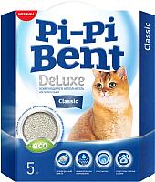 Наполнитель для туалета Pi-Pi-Bent Deluxe Classic (5кг) -