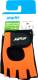 Перчатки для пауэрлифтинга Starfit SU-107 (S, оранжевый/черный) -