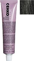 Крем-краска для волос C:EHKO Color Explosion 1/0 (черный) -