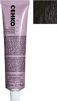 Крем-краска для волос C:EHKO Color Explosion 3/0 (темно-коричневый) -