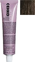 Крем-краска для волос C:EHKO Color Explosion 5/0 (светло-коричневый) -