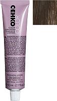 Крем-краска для волос C:EHKO Color Explosion 6/0 (темный блондин) -