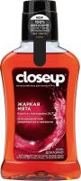 Ополаскиватель для полости рта Closeup Жаркая мята (250мл) -