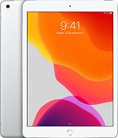 Планшет Apple iPad 10.2 Wi-Fi + Cellular 32GB / MW6C2 (серебристый) -