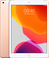 Планшет Apple iPad 10.2 Wi-Fi 32GB / MW762 (золото) -