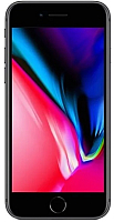 Смартфон Apple iPhone 8 128GB / MX162 (серый космос) -