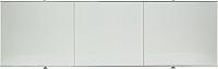 Экран для ванны Comfort Alumin Белый матовый 150 -