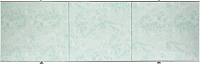 Экран для ванны Comfort Alumin Мрамор зеленый 150 -
