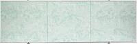 Экран для ванны Comfort Alumin Мрамор зеленый 170 -