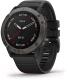 Умные часы Garmin Fenix 6X Sapphire/ 010-02157-11 (темно-серый) -