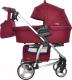 Детская универсальная коляска Carrello Vista / CRL-6501 (Ruby Red) -