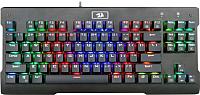 Клавиатура Redragon Visnu RU RGB / 75024 (черный) -