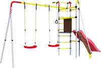 Игровой комплекс Romana Островок Плюс / R.103.09.04 (пластиковые качели) -