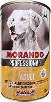 Корм для собак Morando Professional cane Chicken & Turkey (400г) -