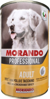 Корм для собак Morando Professional Сane Chicken & Turkey / 09963 (1.25кг) -